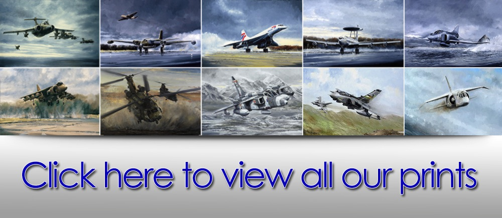 Michael Rondot Aviation Art