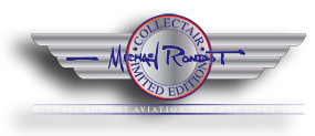 Michael Rondot Aviation Artist | Collectair.co.uk