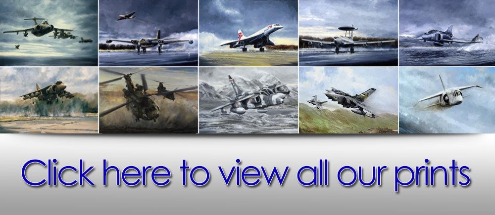 Michael Rondot Aviation Art