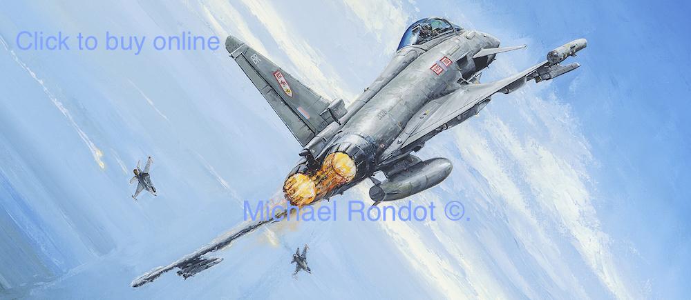 Eurofighter Typhoon Superior